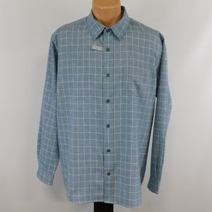 Orvis long sleeve button down shirt with UPF30.  L (NWT)